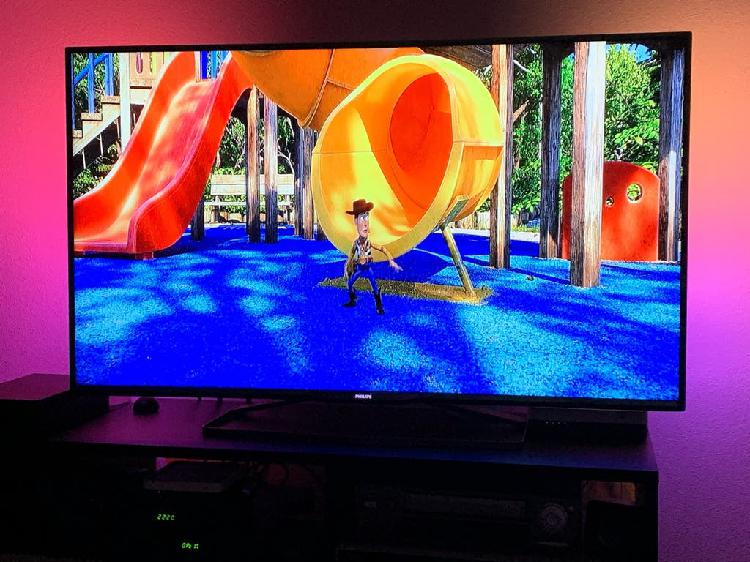 Tv led philips 47 ambilight 2
