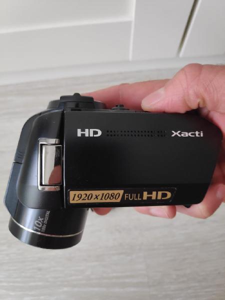 Videocámara digital sanyo