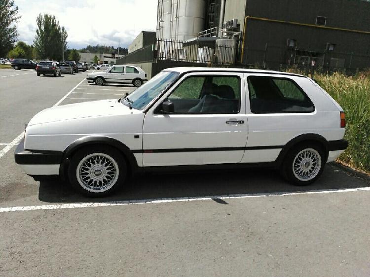 Volkswagen golf mk2 gti 1990