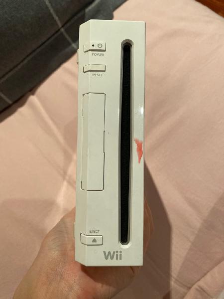 Wii nintendo original! + base de regalo