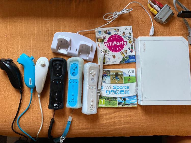 Wii seminueva