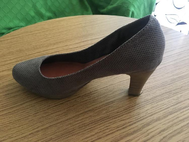 Zapatos piel ante