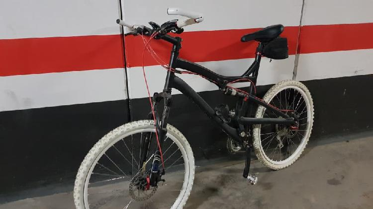 Bici rock raider 26