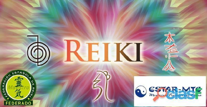 Curso de reiki usui japonés (iniciación)