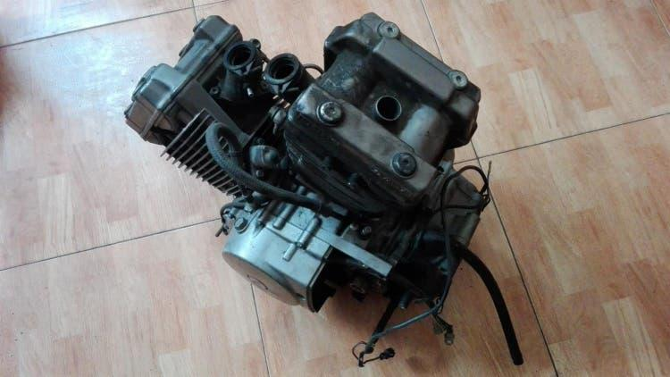 Motor hyosung 250cc comet gt 250