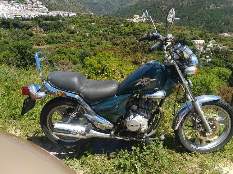 Se vende dos motos de 125 cc