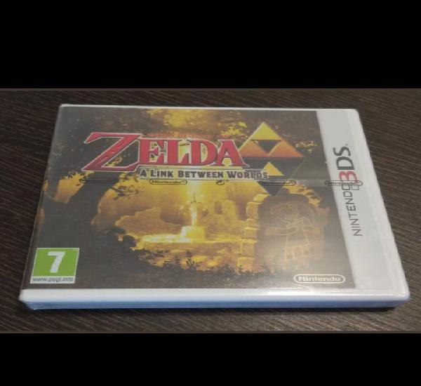 3ds zelda a link between worlds