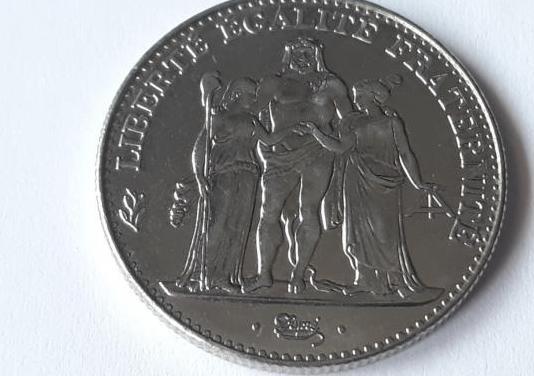 5 francos francia 1996 (sc)