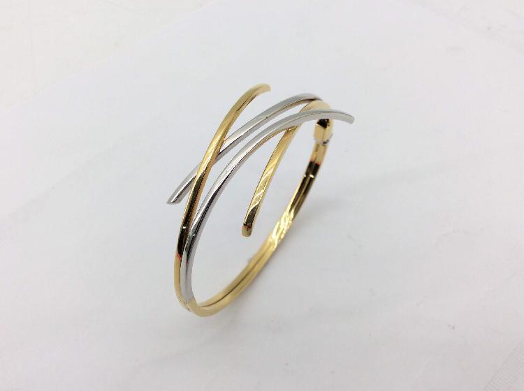 5 % pulsera oro primera ley (oro 18k)