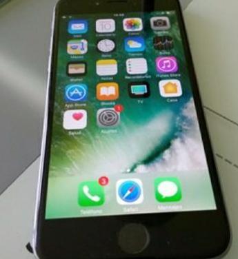 Apple iphone 6 gris espacial 64gb