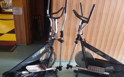 Bici-eliptica indoor walking.de alto rendimiento y uso