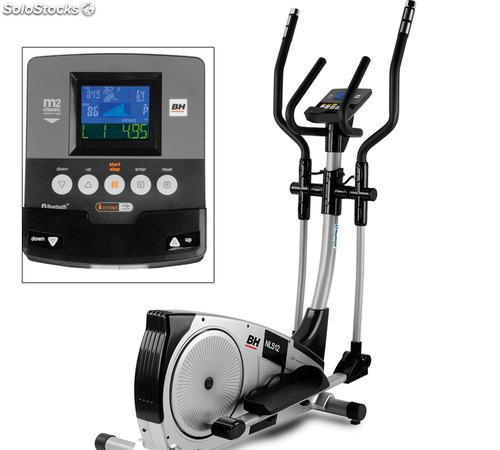 Bicicleta elíptica i.NLS12 Dual Bh Fitness: Equipada con