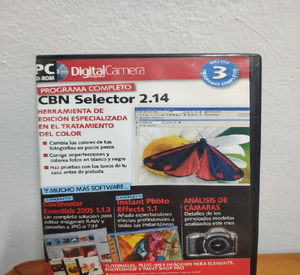 Digital camera pc diciembre 2005