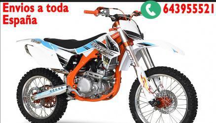 Dirt bike 250cc ultimate monocilindrica 21/18