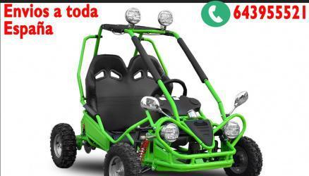Eco buggy 450w 36v r6 2 etapas