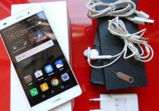 Huawei p8 lite de 16gb con 4g, pantalla hd de 5