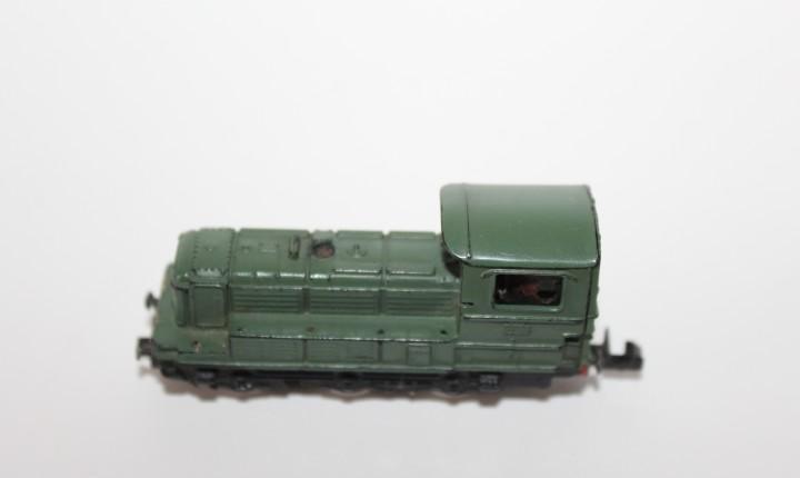 Ibertren - locomotora diesel maniobras de la sncf de