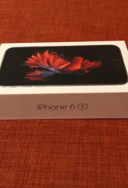 Iphone 6s gris espacial 16g como nuevo