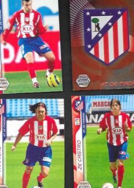 Megacracks at. de madrid temporada 2006 / 07