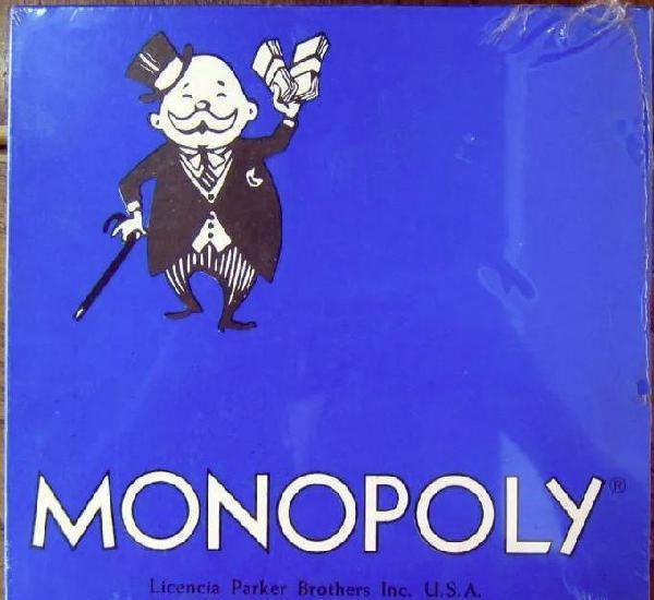 Monopoly de barcelona - ref 6366-b - fabricado por borras en