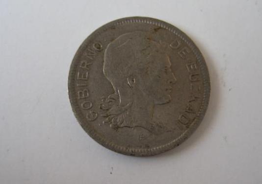 Moneda de euzkadi.
