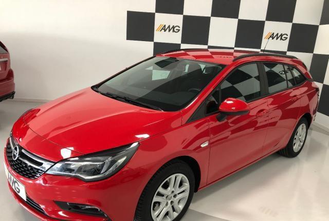 Opel astra sports tourer selective 1.6 cdti 81 kw (110 cv)