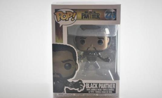 Pop! black panther (black phanter movie)