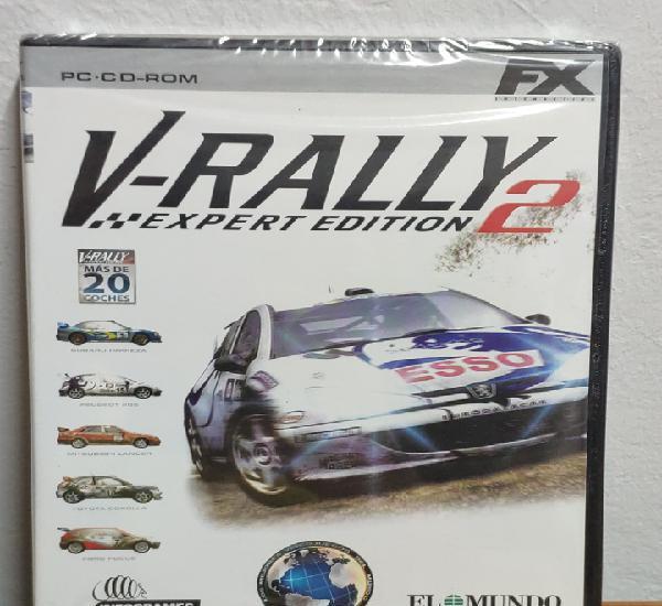 Precintado nuevo v-rally 2. expert edition