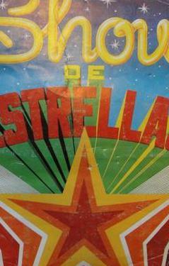 Show de estrellas - album cromos - incompleto