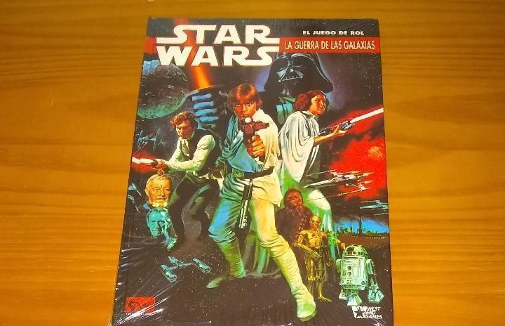Star wars el juego de rol joc 401 precintado