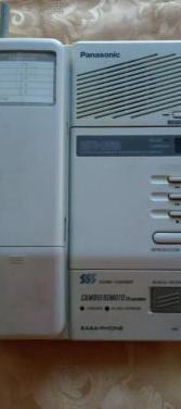 Telefono inalambrico panasonic años 90
