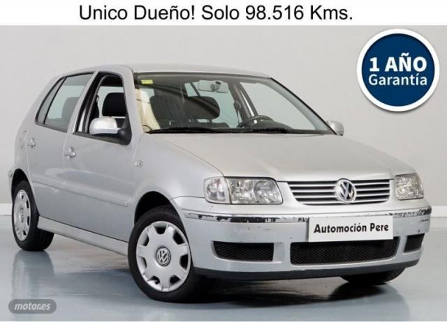 Volkswagen polo 1.4 tdi trend. pocos kms. unico dueno. de