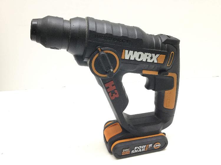 Taladro a bateria worx h3