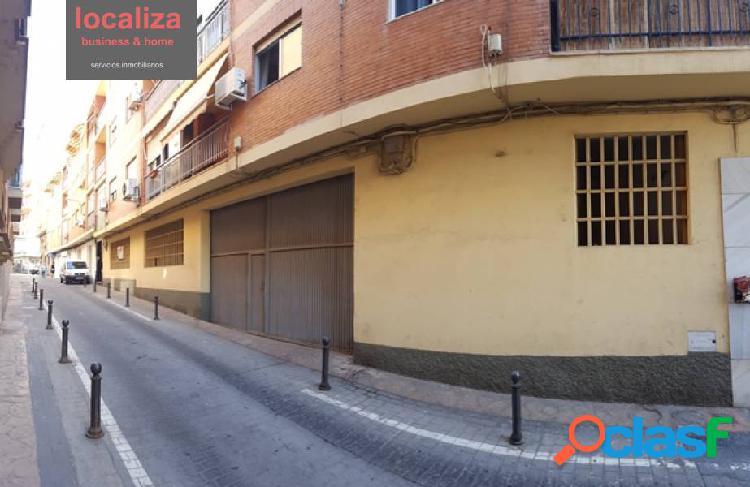 Alquiler o venta de local comercial en calle Santiago Vergara 1