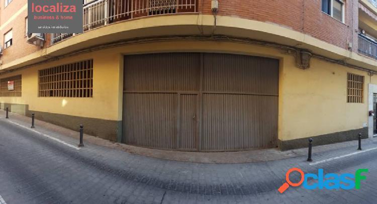 Alquiler o venta de local comercial en calle Santiago Vergara 2