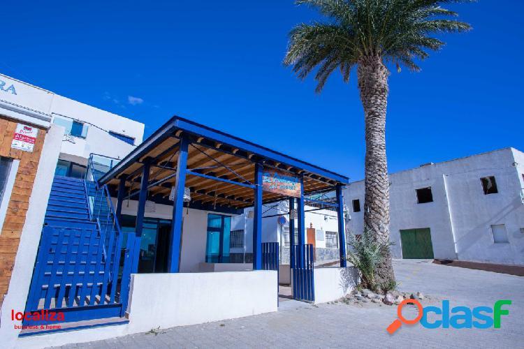 Restaurante primera linea de playa - las negras (parque natural cabo de gata) 2