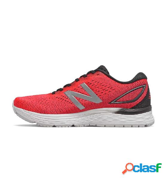 Zapatillas running new balance m880 44.5 rojo