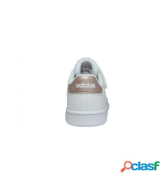 Zapatillas tenis adidas grand court c 31 blanco