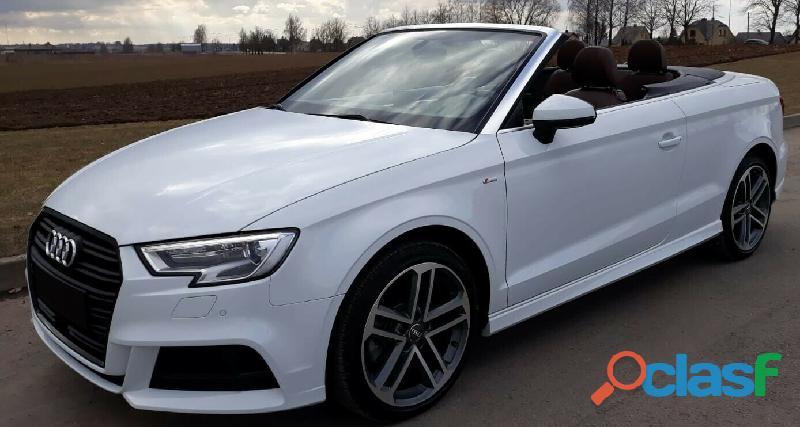 Audi a3 2.0 tfsi quattro s line s tronic