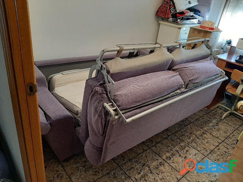 Sofá cama de matrimonio 2
