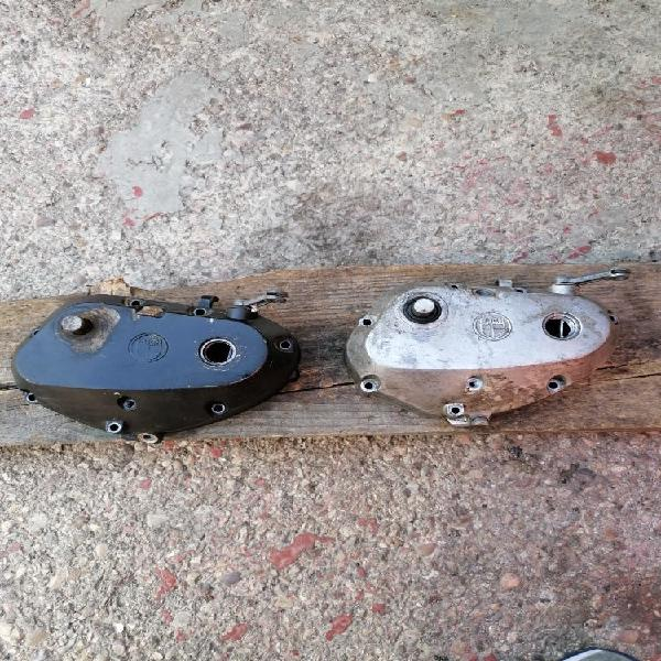 2 tapas motor lado embrague puch