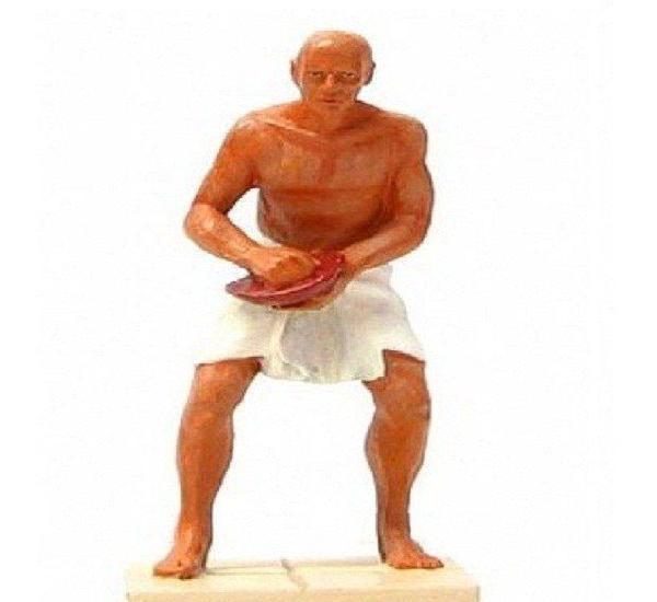 Aeg002 aeg2 figuras de plomo antiguo egipto delprado