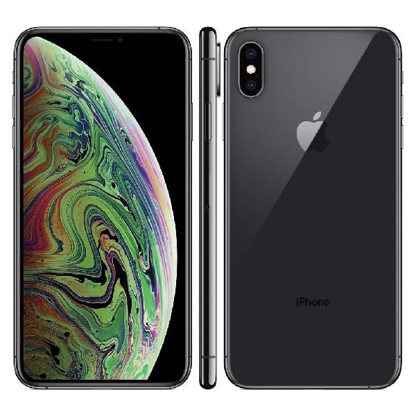 Apple iphone xs max 64gb negro impecable con caja