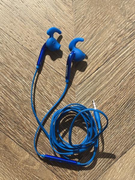 Auriculares in ear samsung color azul