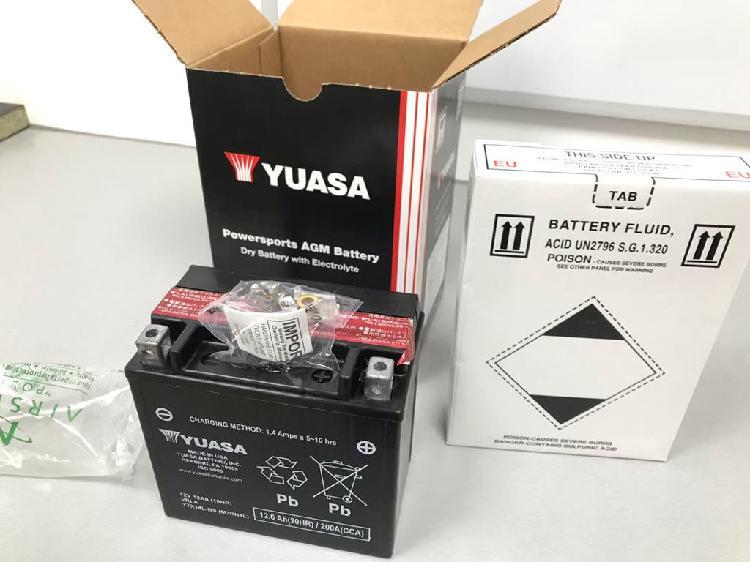 Bateria yuasa ytx14l-bs
