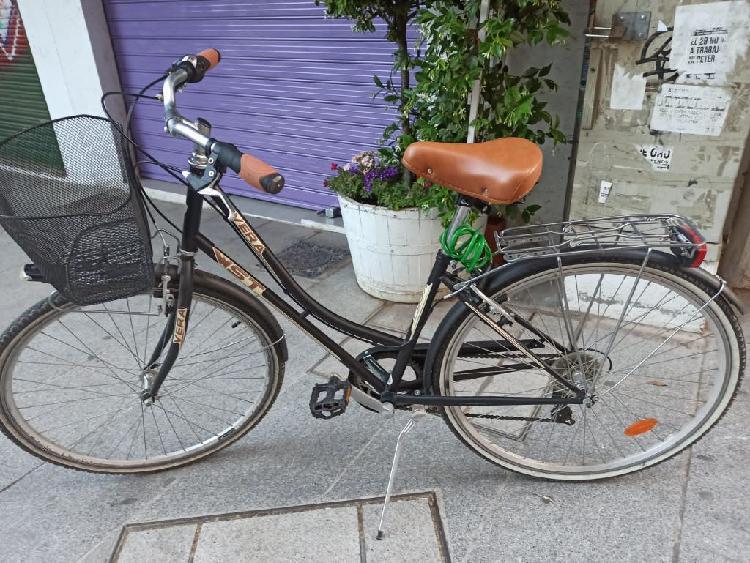 Bici vintage de paseo. nueva, poquisimo uso.