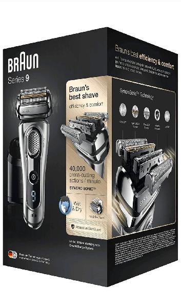 Braun series 9 afeitadora eléctrica hombre