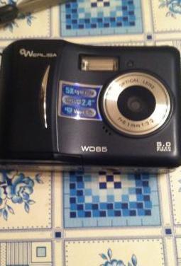 Camara de fotos digital werlisa