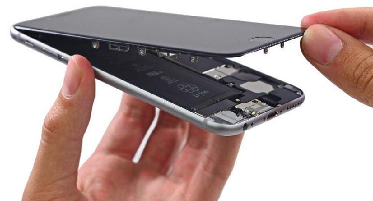 Cambiar pantalla de iphone