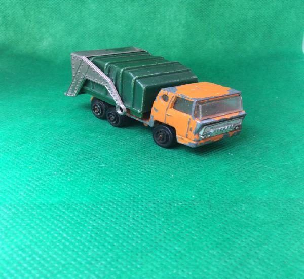 Camión basura bernard majorette 1/100